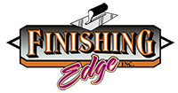 Logo for Finishing Edge Decorative Concrete